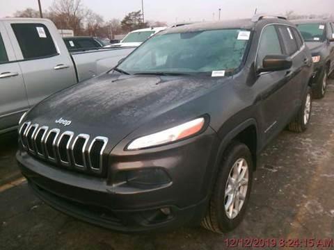 2014 Jeep Cherokee for sale at Cj king of car loans/JJ's Best Auto Sales in Troy MI