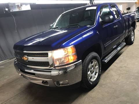 2013 Chevrolet Silverado 1500 for sale at Cj king of car loans/JJ's Best Auto Sales in Troy MI