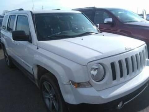 2016 Jeep Patriot for sale at Cj king of car loans/JJ's Best Auto Sales in Troy MI