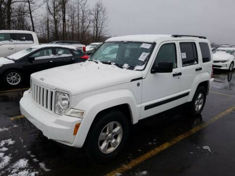 2012 Jeep Liberty for sale at Cj king of car loans/JJ's Best Auto Sales in Troy MI