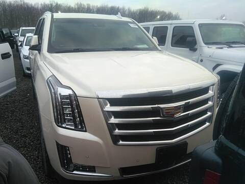 2015 Cadillac Escalade for sale at Cj king of car loans/JJ's Best Auto Sales in Troy MI