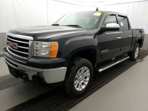 2012 GMC Sierra 1500 for sale at Cj king of car loans/JJ's Best Auto Sales in Troy MI