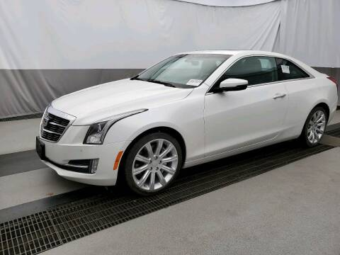 2016 Cadillac ATS for sale at Cj king of car loans/JJ's Best Auto Sales in Troy MI
