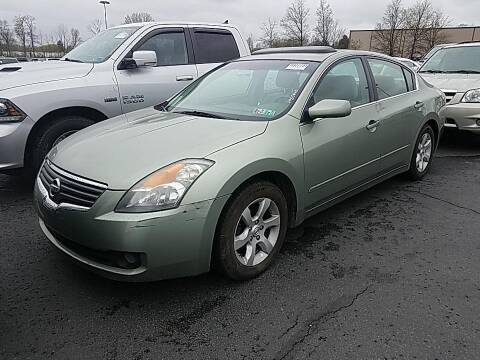 2008 Nissan Altima for sale at Cj king of car loans/JJ's Best Auto Sales in Troy MI