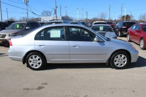 2003 Honda Civic for sale at Cj king of car loans/JJ's Best Auto Sales in Troy MI