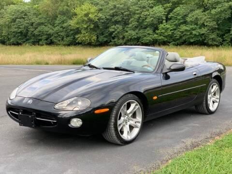 2003 Jaguar XK-Series for sale at Cj king of car loans/JJ's Best Auto Sales in Troy MI