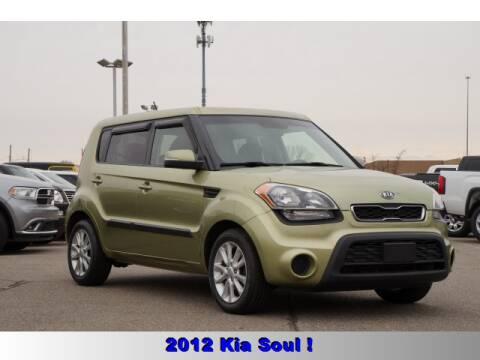 2012 Kia Soul for sale at Cj king of car loans/JJ's Best Auto Sales in Troy MI