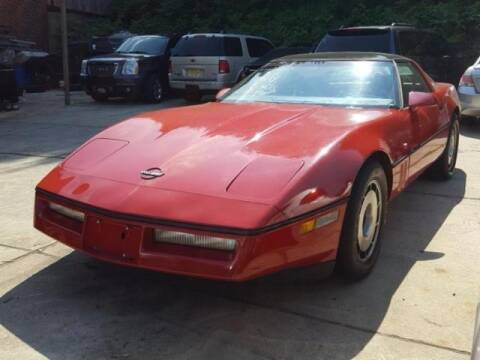 1984 Chevrolet Corvette for sale at Cj king of car loans/JJ's Best Auto Sales in Troy MI