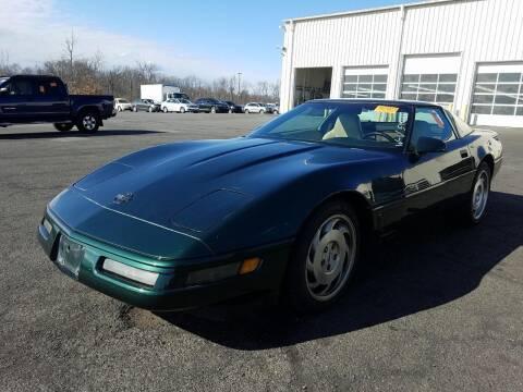 1996 Chevrolet Corvette for sale at Cj king of car loans/JJ's Best Auto Sales in Troy MI