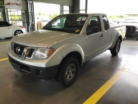 2014 Nissan Frontier for sale at Cj king of car loans/JJ's Best Auto Sales in Troy MI