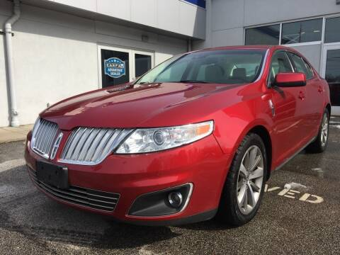 2011 Lincoln MKS for sale at Cj king of car loans/JJ's Best Auto Sales in Troy MI