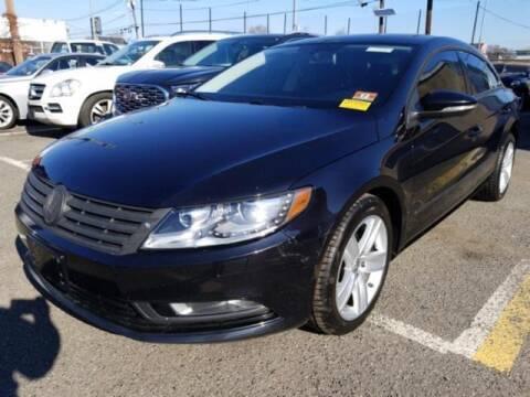 2013 Volkswagen CC for sale at Cj king of car loans/JJ's Best Auto Sales in Troy MI