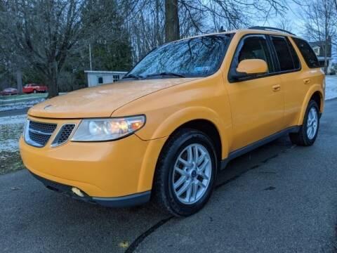 2005 Saab 9-7X for sale at Cj king of car loans/JJ's Best Auto Sales in Troy MI
