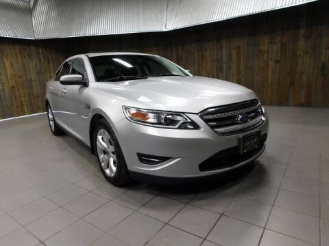2012 Ford Taurus for sale at Cj king of car loans/JJ's Best Auto Sales in Troy MI
