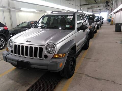 2005 Jeep Liberty for sale at Cj king of car loans/JJ's Best Auto Sales in Troy MI