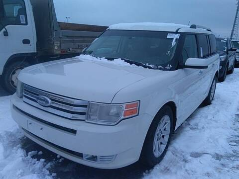 2009 Ford Flex for sale at Cj king of car loans/JJ's Best Auto Sales in Troy MI
