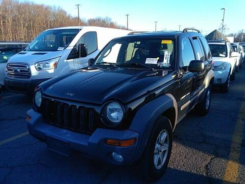 2003 Jeep Liberty for sale at Cj king of car loans/JJ's Best Auto Sales in Troy MI