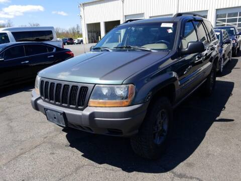 2002 Jeep Grand Cherokee for sale at Cj king of car loans/JJ's Best Auto Sales in Troy MI