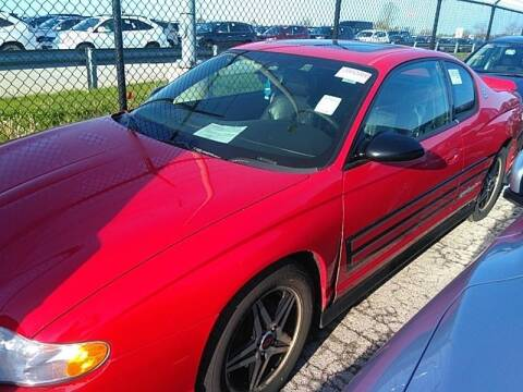 2004 Chevrolet Monte Carlo for sale at Cj king of car loans/JJ's Best Auto Sales in Troy MI