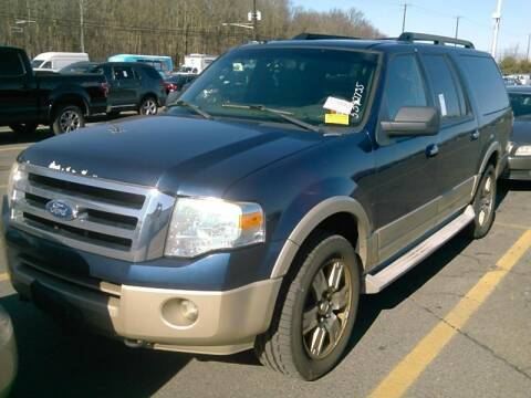 2010 Ford Expedition EL for sale at Cj king of car loans/JJ's Best Auto Sales in Troy MI