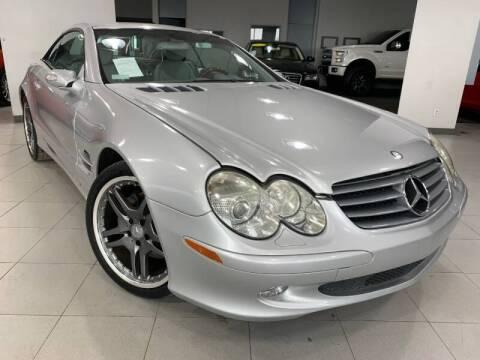 2004 Mercedes-Benz SL-Class for sale at Cj king of car loans/JJ's Best Auto Sales in Troy MI