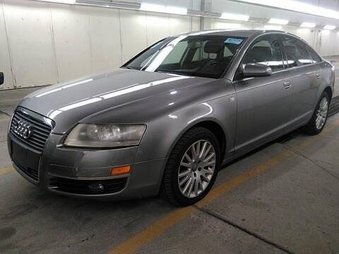 2006 Audi A6 for sale at Cj king of car loans/JJ's Best Auto Sales in Troy MI