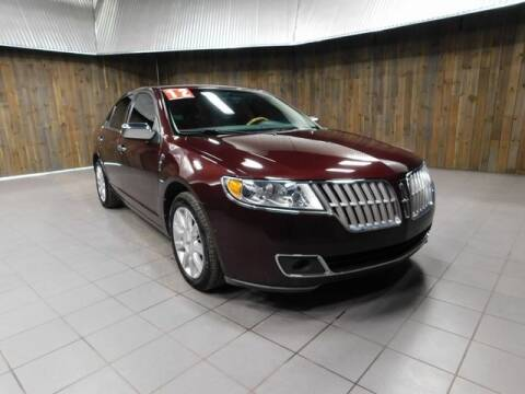 2012 Lincoln MKZ for sale at Cj king of car loans/JJ's Best Auto Sales in Troy MI