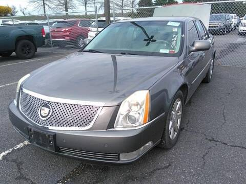 2007 Cadillac DTS for sale at Cj king of car loans/JJ's Best Auto Sales in Troy MI