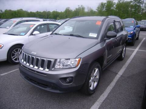 2011 Jeep Compass for sale at Cj king of car loans/JJ's Best Auto Sales in Troy MI