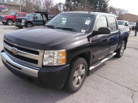 2009 Chevrolet Silverado 1500 for sale at Cj king of car loans/JJ's Best Auto Sales in Troy MI