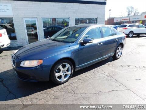 2008 Volvo S80 for sale at Cj king of car loans/JJ's Best Auto Sales in Troy MI