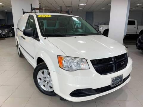 2012 RAM C/V for sale at Cj king of car loans/JJ's Best Auto Sales in Troy MI