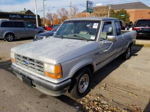 1991 Ford Ranger for sale at Cj king of car loans/JJ's Best Auto Sales in Troy MI