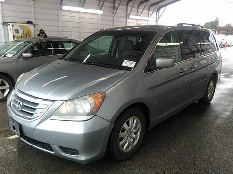 2010 Honda Odyssey for sale at Cj king of car loans/JJ's Best Auto Sales in Troy MI