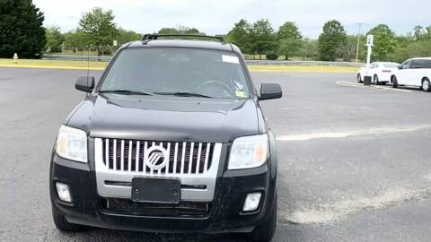 2008 Mercury Mariner for sale at Cj king of car loans/JJ's Best Auto Sales in Troy MI