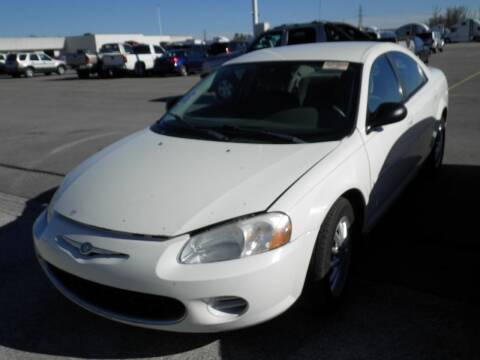 2002 Chrysler Sebring for sale at Cj king of car loans/JJ's Best Auto Sales in Troy MI