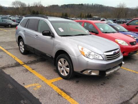 2012 Subaru Outback for sale at Cj king of car loans/JJ's Best Auto Sales in Troy MI