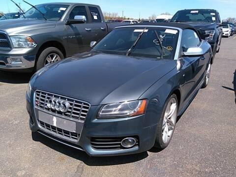 2010 Audi S5 for sale at Cj king of car loans/JJ's Best Auto Sales in Troy MI