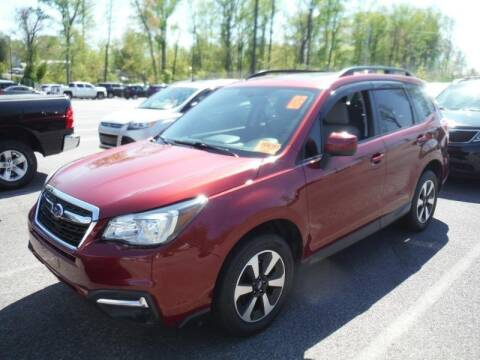 2017 Subaru Forester for sale at Cj king of car loans/JJ's Best Auto Sales in Troy MI