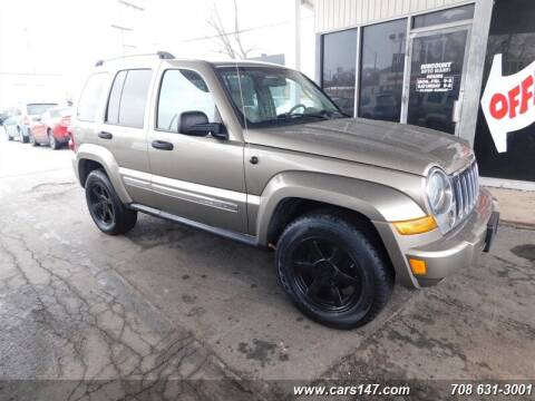 2006 Jeep Liberty for sale at Cj king of car loans/JJ's Best Auto Sales in Troy MI