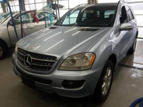 2007 Mercedes-Benz M-Class for sale at Cj king of car loans/JJ's Best Auto Sales in Troy MI