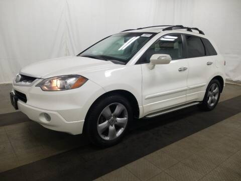 2007 Acura RDX for sale at Cj king of car loans/JJ's Best Auto Sales in Troy MI