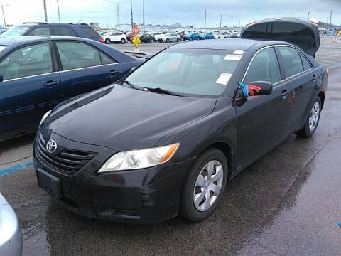 2007 Toyota Camry for sale at Cj king of car loans/JJ's Best Auto Sales in Troy MI