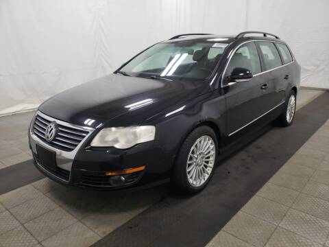 2007 Volkswagen Passat for sale at Cj king of car loans/JJ's Best Auto Sales in Troy MI