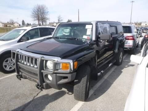 2006 HUMMER H3 for sale at Cj king of car loans/JJ's Best Auto Sales in Troy MI