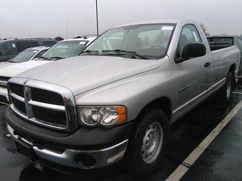2005 Dodge Ram Pickup 1500 for sale at Cj king of car loans/JJ's Best Auto Sales in Troy MI