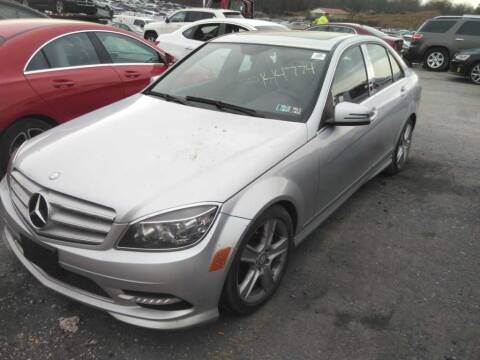 2011 Mercedes-Benz C-Class for sale at Cj king of car loans/JJ's Best Auto Sales in Troy MI