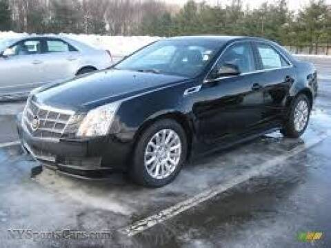 2011 Cadillac CTS for sale at Cj king of car loans/JJ's Best Auto Sales in Troy MI