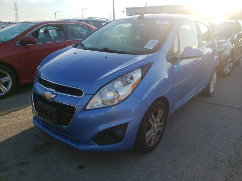 2014 Chevrolet Spark for sale at Cj king of car loans/JJ's Best Auto Sales in Troy MI