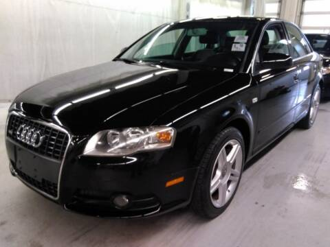 2008 Audi A4 for sale at Cj king of car loans/JJ's Best Auto Sales in Troy MI